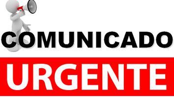 Comunicado Urgente CBOO