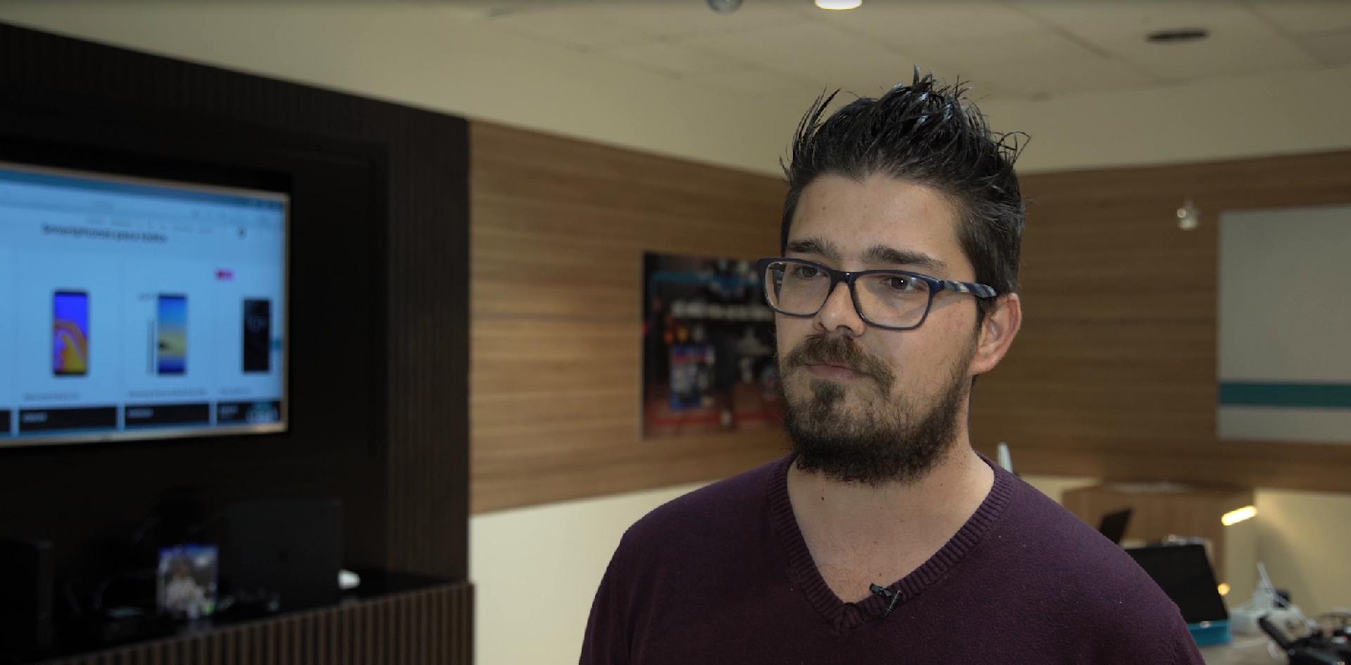 Testemunho Meo Video Chat - João