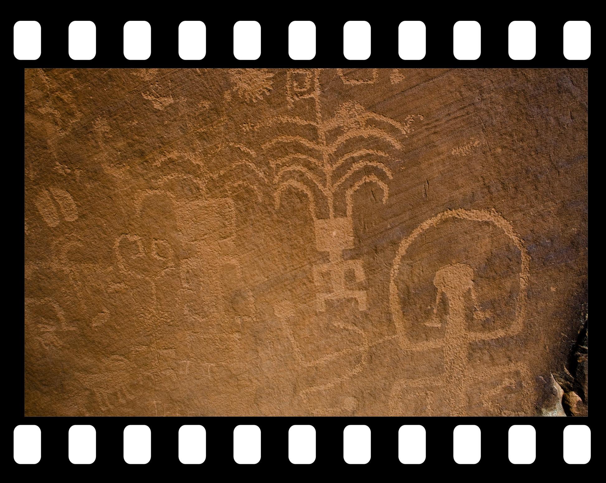 petroglyph hike