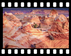 south coyote buttes scenery