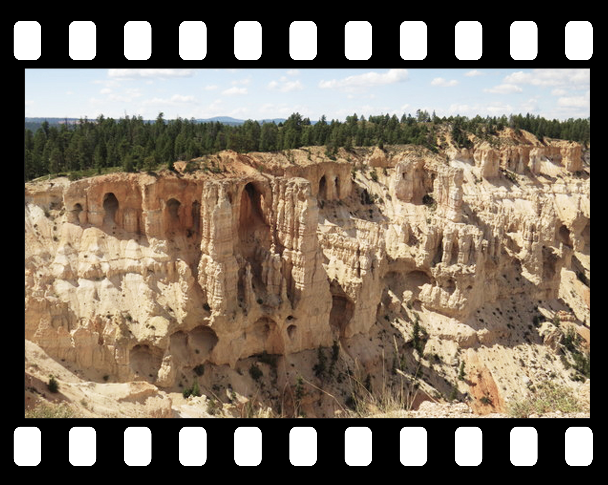 bryce scenery