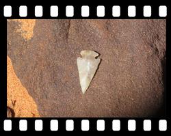 native american arrowhead