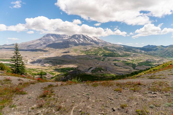 Mt. St. Helens, WA