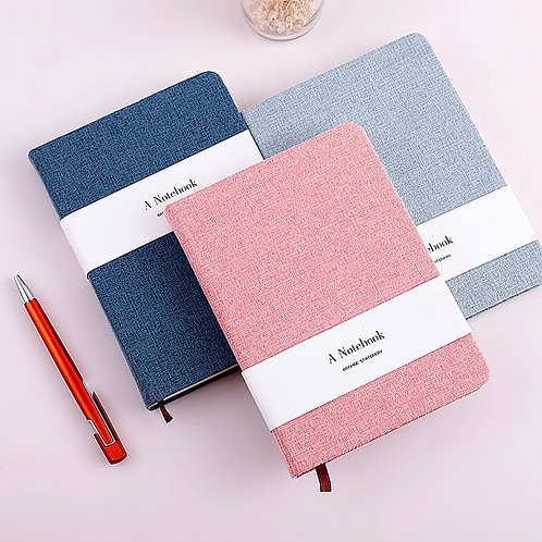 Notebook Diary Hand Book Ruled Plain Blank Journal Notebooks Writing Pads