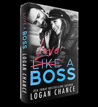 Love a boss 3D book.png