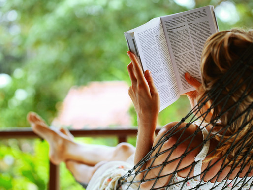 FIVE REASONS WHY READING ROMANCE IS ACTUALLY GOOD FOR YOU.