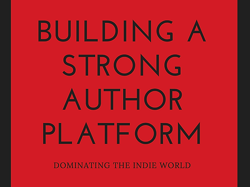 Building A Strong Author Platform