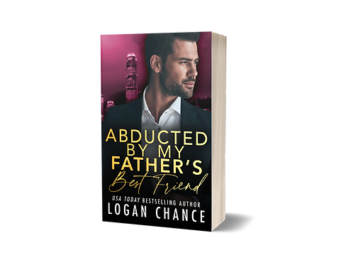 SIGNED PAPERBACK of Abducted By My Father's Best Friend