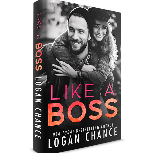 Signed Paperback of LIKE A BOSS