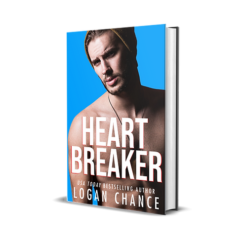 SIGNED PAPERBACK OF HEARTBREAKER