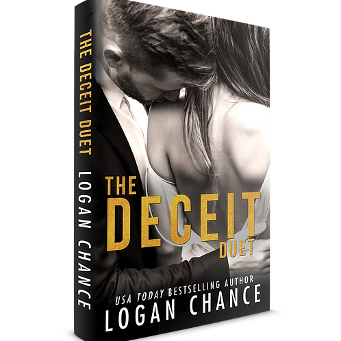 The Deceit Duet SIGNED PAPERBACK