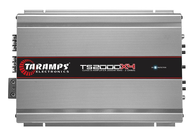 TARAMPS TS 2000X4 2 OHM