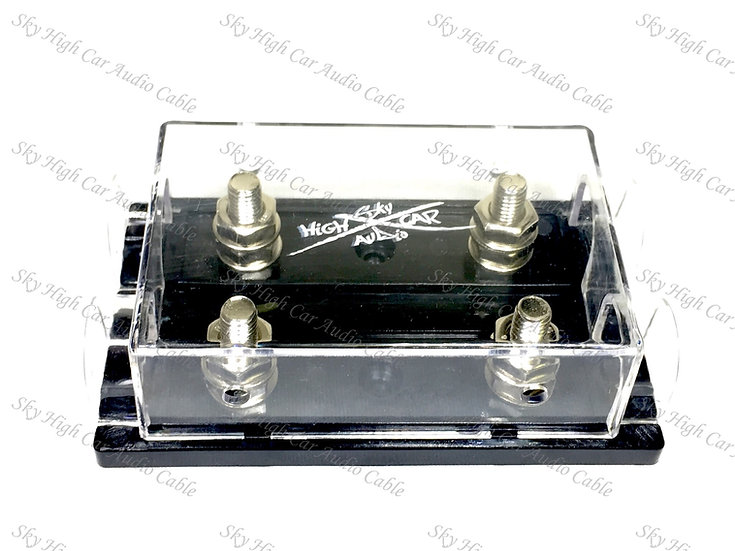 SKY HIGH DUAL ANL FUSE HOLDER RING TERMINAL STYLE