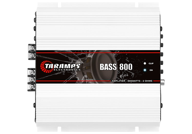TARAMPS BASS 800 2OHM