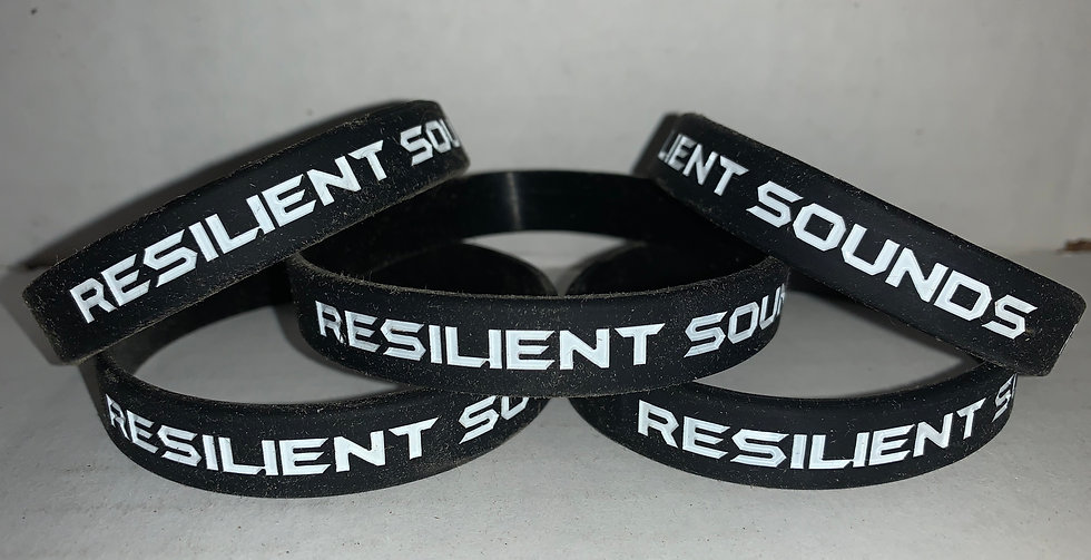 Resilient Sounds Wristbands