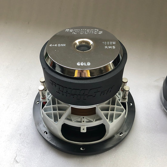 Gold 10 1,000RMS Woofer