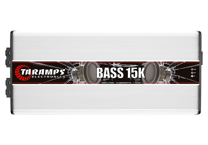 TARAMPS BASS 15K 1 OHM