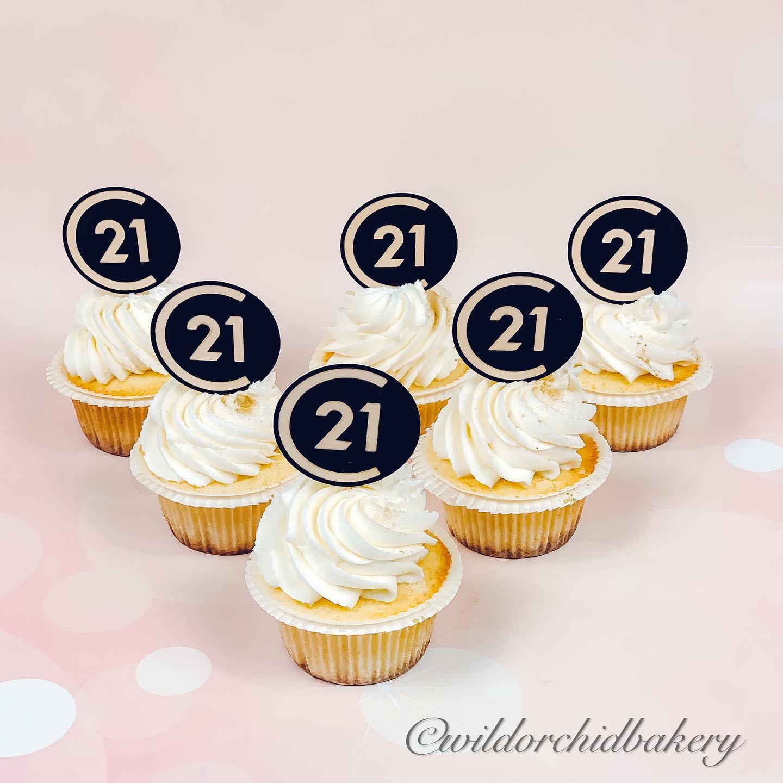Century 21 Cupcakes