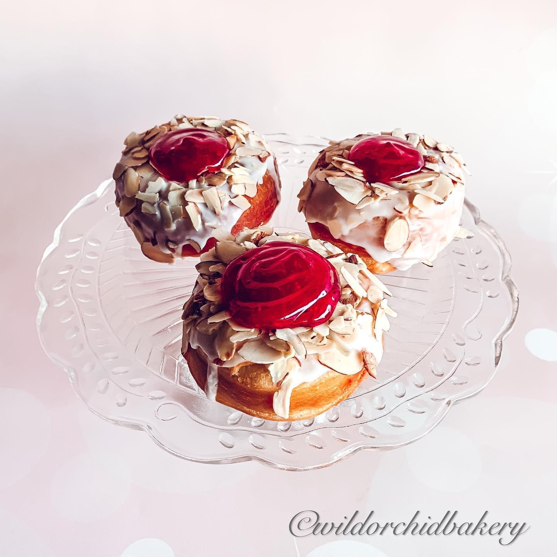 Rasberry Almond