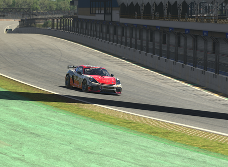 Jordan withdraws from Interlagos eSports race