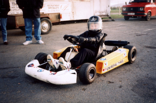 Small Jordan, Big Kart