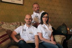 2015 Team Launch Photoshoot