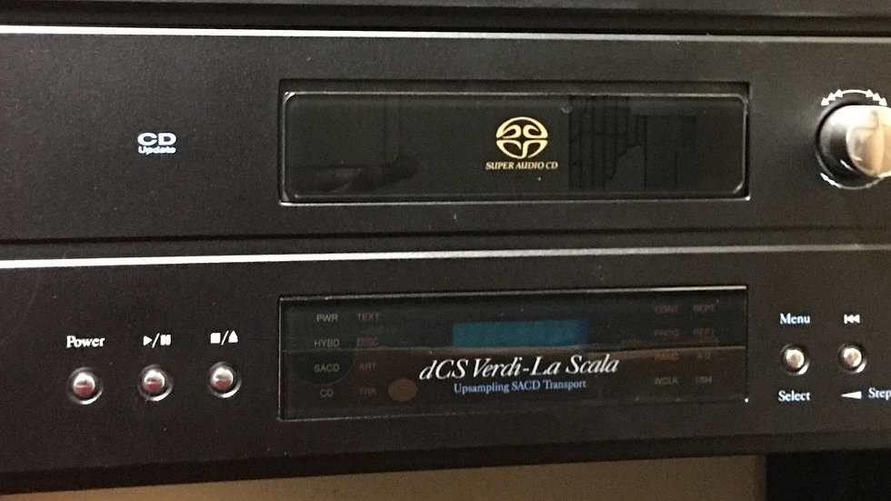 dCS Verdi La Scala CD/SACD