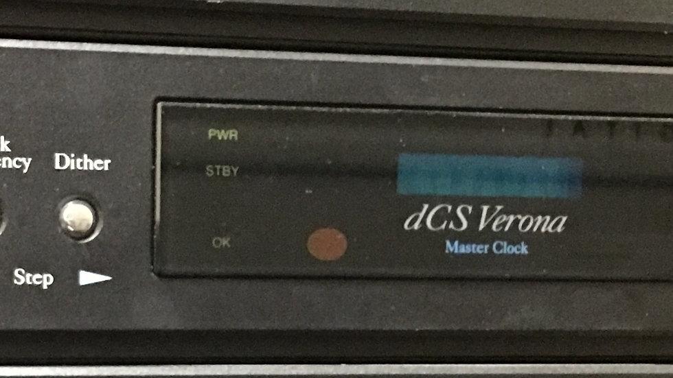 16W DCS Verona Master Clock