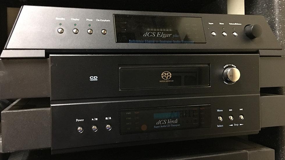 Switchable DCS Elgar DAC
