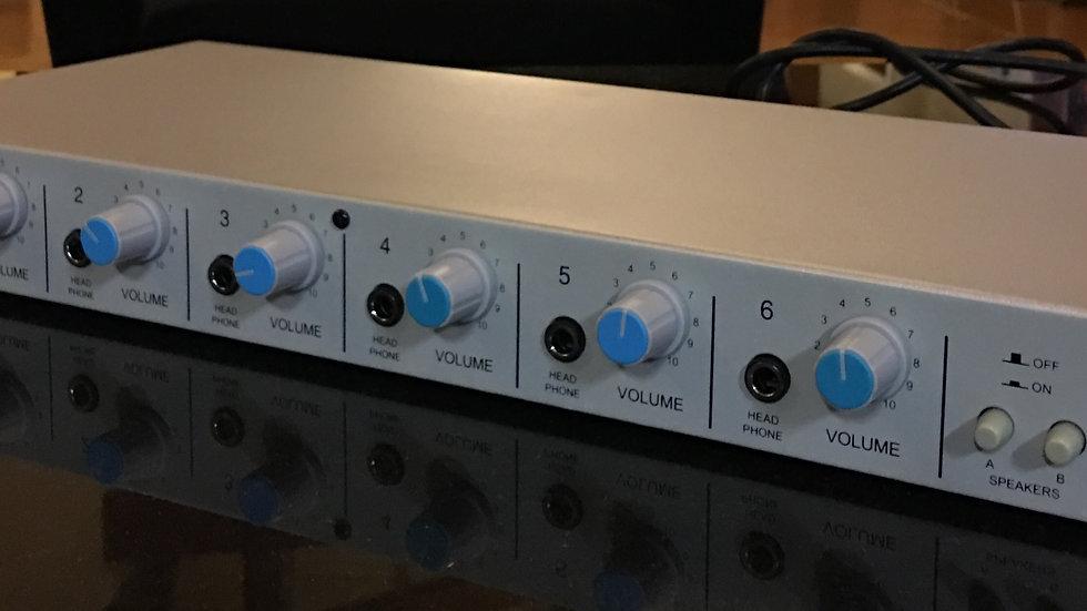 Furman HA6AB Headphone Amplifier