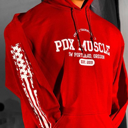 PDX Muscle Hoodie