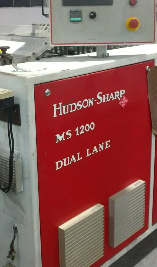CORTE E SOLDA - HUDSON SHARP 1200