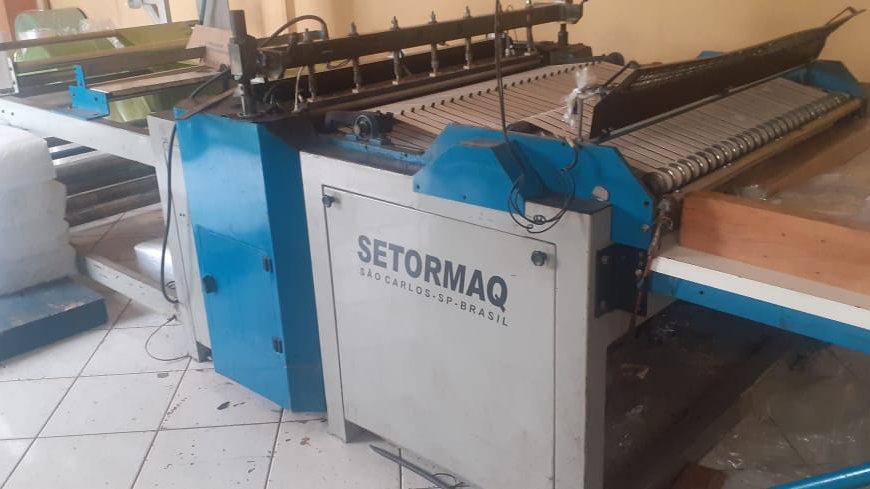 CORTE E SOLDA - SETORMAQ 1100