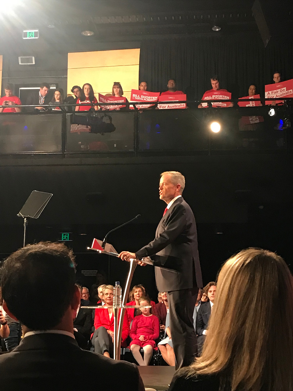 Bill Shorten announces $40million in extra funding to the NDIS at Burwood