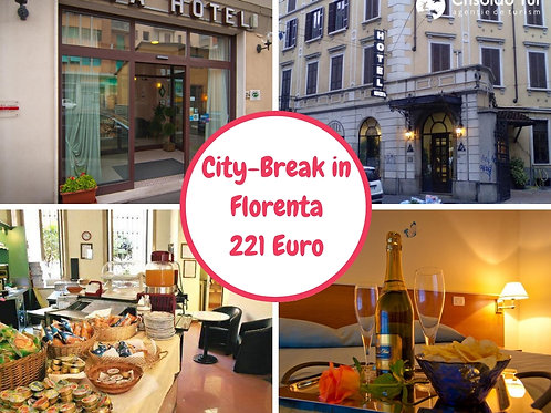 City Break - Florenta TM/CJ
