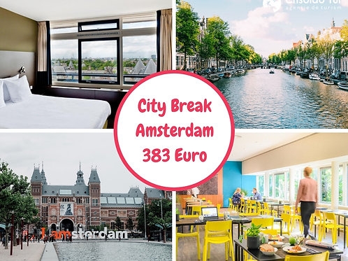 City Break - Amsterdam