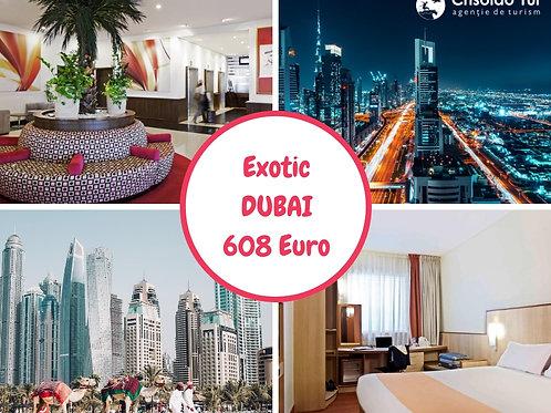 Vacanta Exoitca - Dubai