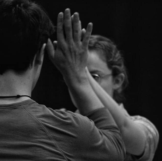 photo from audition workshops by Jake Badovski.