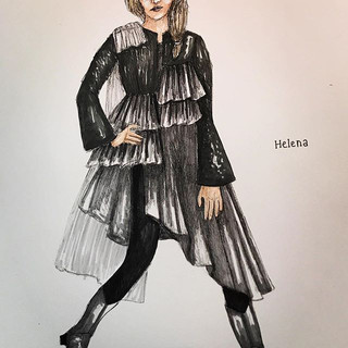 Costume rendering by Stacey Palmer.