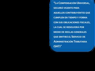 COMPENSACIÓN UNIVERSAL.