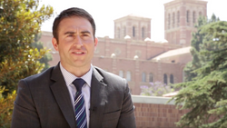 UCLA Anderson MBA Web Content
