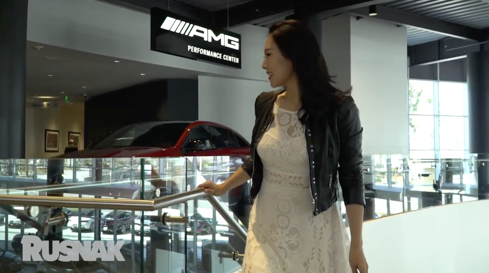 AMG Dreamer TV :30 (in Mandarin)