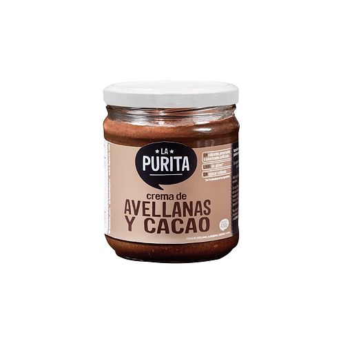 FR NTLA - Crema de avellanas y cacao 400gr