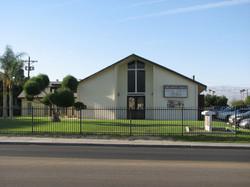 Church 1ST Baptist Indio