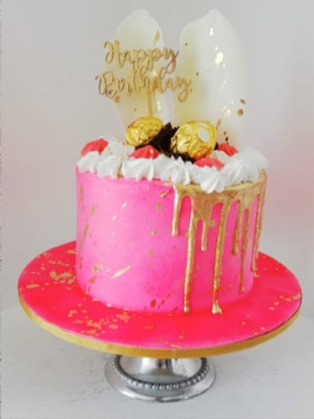 """Pastel """"Pink Surprise"""""""