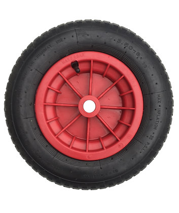 """14"""" Red Pneumatic (3.50 - 8)"""