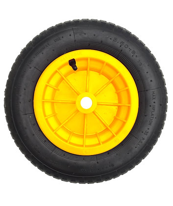 "14"" Yellow Pneumatic (3.50 - 8)"