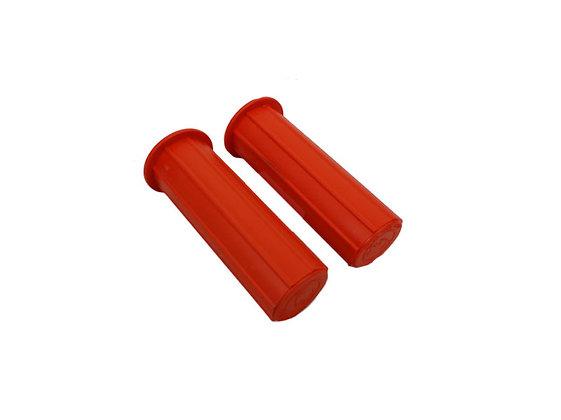 Orange Handle-grips (Pk of 2)