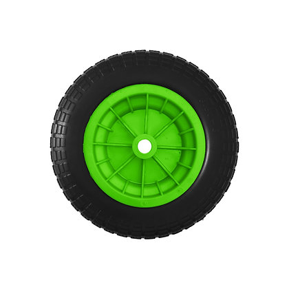 "14"" Lime Green Puncture Proof (3.50 - 8)"