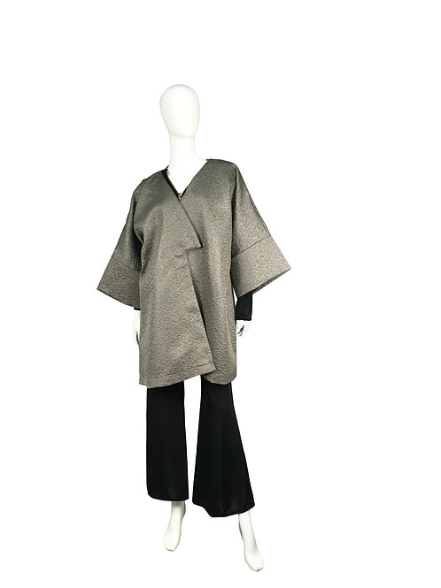 Kimono corto bronce